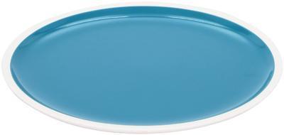 Talíř salátový OCEANSIDE 22 cm - modrá, Zak! - 2