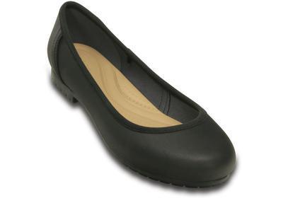 Balerínky MARIN COLORLITE FLAT W6 black/black, Crocs - 2