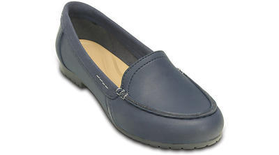 Mokasíny MARIN COLORLITE LOAFER W10 navy/graphite, Crocs - 2
