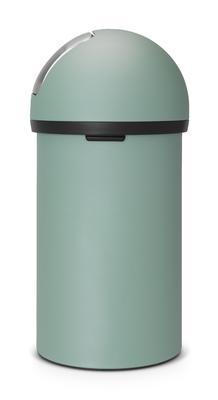 Koš odpadkový PUSH BIN 60 l - minerální mátová, Brabantia - 2