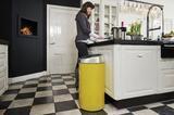 Koš odpadkový TOUCH BIN 45 l - žlutá, Brabantia - 2/3