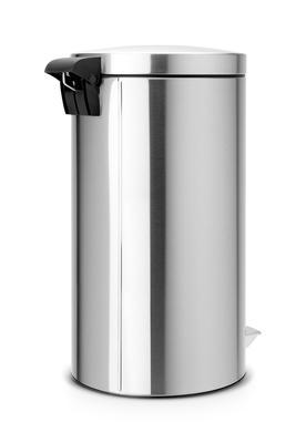 Koš pedálový SILENT 45 l - matná ocel FPP, Brabantia - 2