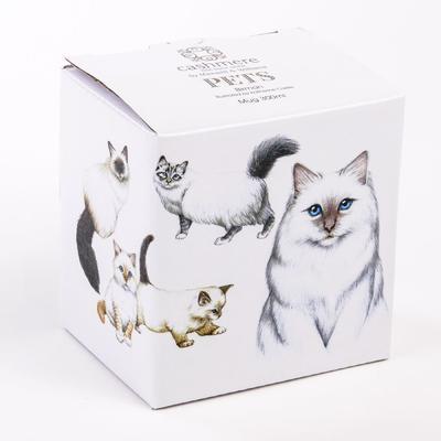Hrnek Cat Birman CASHMERE PETS 300 ml, Maxwell & Williams - 2