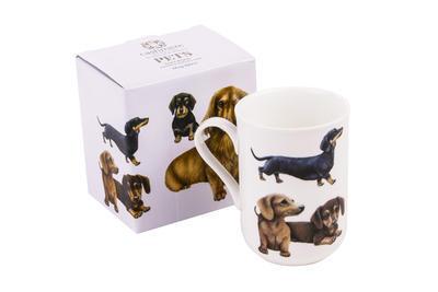 Hrnek Dog Dachshund CASHMERE PETS 300 ml, Maxwell & Williams - 2