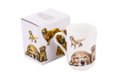 Hrnek Dog Golden CASHMERE PETS 300 ml, Maxwell & Williams - 2
