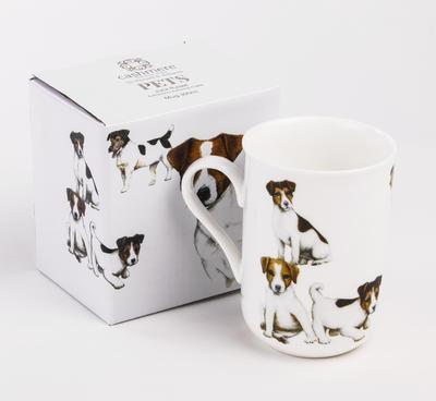 Hrnek Dog Jack Russel CASHMERE PETS 300 ml, Maxwell & Williams - 2