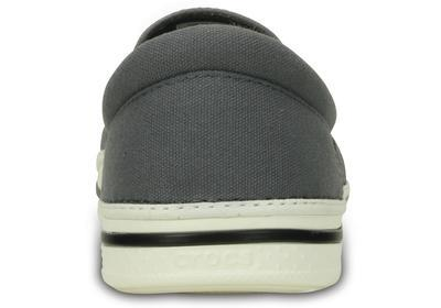 Boty NORLIN SLIP-ON MEN'S M10 charcoal/white, Crocs  - 2