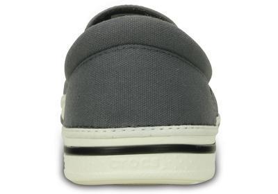 Boty NORLIN SLIP-ON MEN'S M13 charcoal/white, Crocs - 2