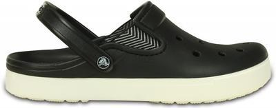 Boty CITILANE FLASH CLOG M13 black/white, Crocs  - 2