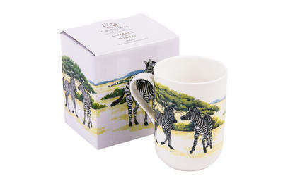 Hrnek Zebra ANIMALS OF THE WORLD 300 ml, Maxwell & Williams - 2