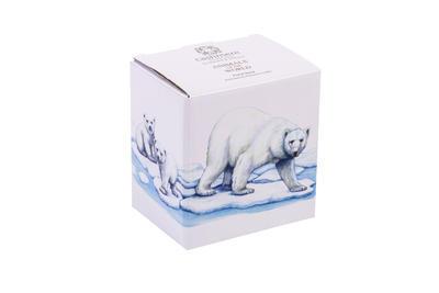 Hrnek Lední medvěd ANIMALS OF THE WORLD 300 ml, Maxwell & Williams - 2