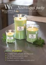 Svíčka 609,5 g Rose, WoodWick - 2/4