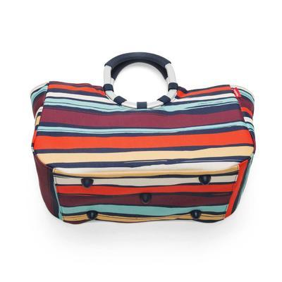 Nákupní taška LOOPSHOPPER M Artist Stripes, Reisenthel - 2