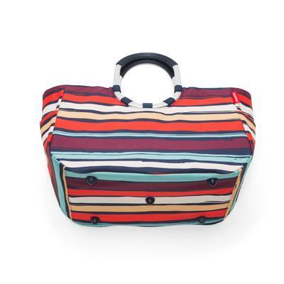 Nákupní taška LOOPSHOPPER L Artist Stripes, Reisenthel - 2