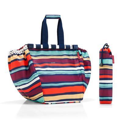 Taška do nákupního vozíku EASYSHOPPINGBAG Artist Stripes, Reisenthel - 2