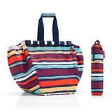 Taška do nákupního vozíku EASYSHOPPINGBAG Artist Stripes, Reisenthel - 2/3