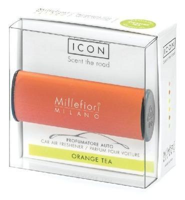 Vůně do auta ICON CLASSIC Orange Tea - Orange, Millefiori - 2