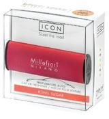 Vůně do auta ICON CLASSIC Icing Sugar - Red, Millefiori - 2/2