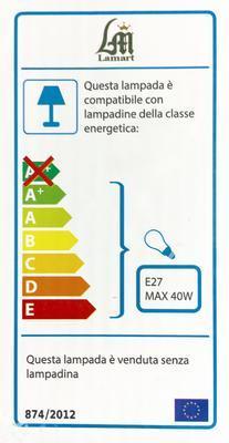 Lampa stolní MEDVÍDEK 64 cm, Lamart - 2