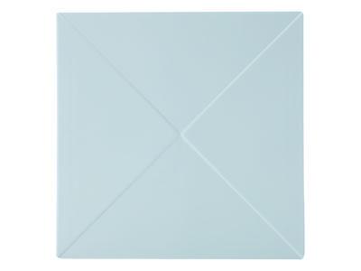 Talíř servírovací WHITE BASICS METRIX 30,5x30,5 cm - trojúhelník, Maxwell & Williams - 2