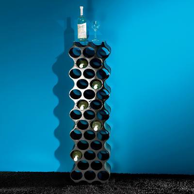 Stojan na lahve SET-UP černá, Koziol - 2