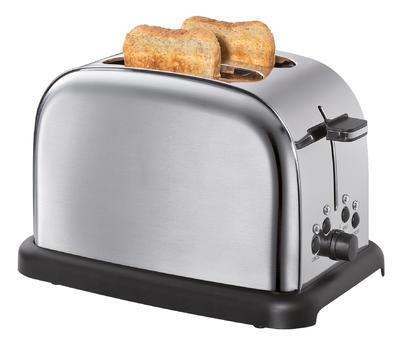 Toaster RETRO (na 2 toasty) st/st, Cilio - 2