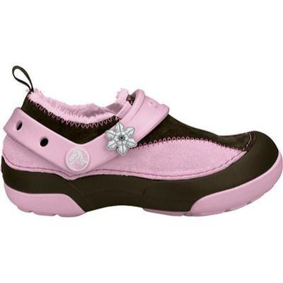 Boty DAWSON KIDS C5 chocolate/bubblegum, Crocs - 2