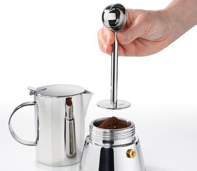 dávkovač kávy s presem - 2