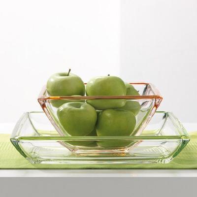 Mísa na ovoce - zelená CORNER 32 cm, Leonardo - 2