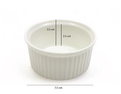 Miska zapékací - Ramekin WHITE BASICS 7,5 cm, Maxwell & Williams - 2