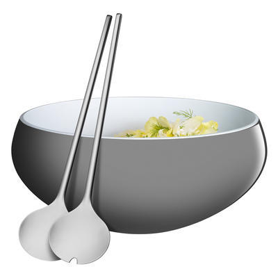 Set na salát - šedý NURO 31,5 cm, WMF - 2