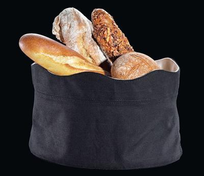 Košík na pečivo - černý 13x21,5 cm, Cilio - 2