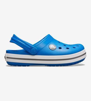 Dětské boty CROCBAND Clog Light Blue/White vel. 20-21, Crocs - 2