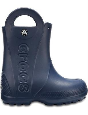 Holínky HANDLE IT RAIN BOOT KIDS J2 navy, Crocs  - 2