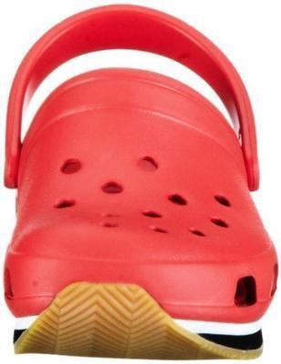 Boty RETRO CLOG KIDS C10/11 red/black, Crocs - 2