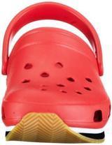 Boty RETRO CLOG KIDS C10/11 red/black, Crocs - 2/6