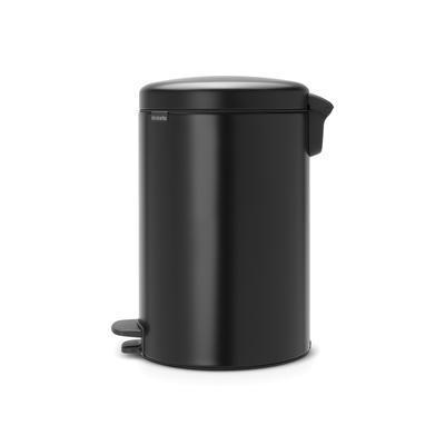 Koš pedálový NewIcon 20l, černý mat, Brabantia - 2