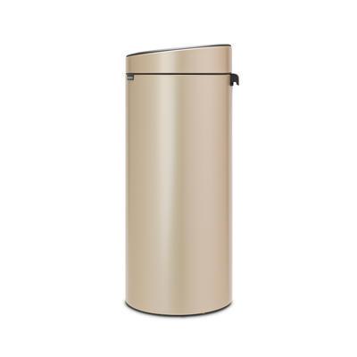 Odpadkový koš Touch Bin 30l, champagne, Brabantia - 2