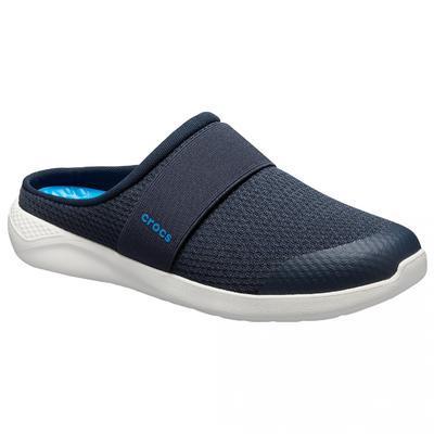 Pantofle LITERIDE MESH MULE M11 navy/white, Crocs - 2