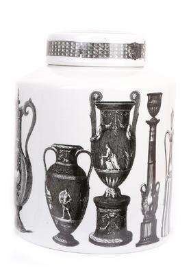Dekorativní dóza, 25,5x19,5x19,5cm, 2 druhy, Sifcon - 2