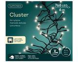 LED svetělný řetěz 6m, teplá bílá, venkovní, Kaemingk - 2/2