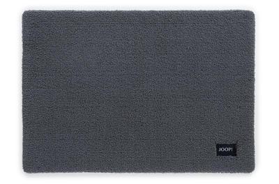Předložka koupelnová J! BASIC 60x90 cm - anthrazit, JOOP! - 2