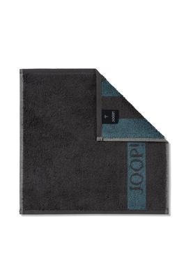 Ručník 50x100 cm  -DOUBLEFACE-INFINITY graphite, JOOP! - 2