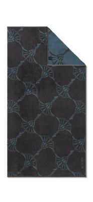 Ručník 50x100 cm  -CORNFLOWER ZOOM graphit, JOOP! - 2