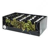 Vánoční dekorace - Mašle ORNAMENT zelená 11x15 cm - 5 druhů, Kaemingk - 2/2