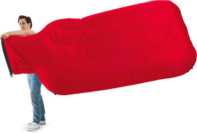 Sedací vak LAMZAC® XXXL - red, Fatboy - 2