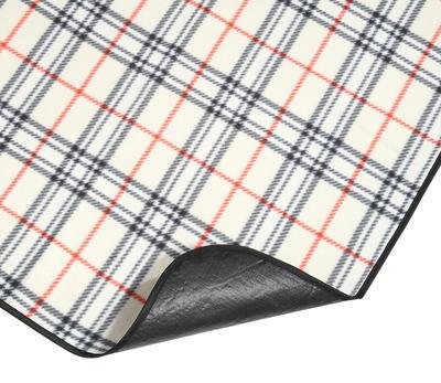 Pikniková deka WEEKEND 145x130cm - béžová, Cilio  - 2