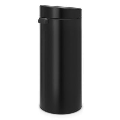 Koš odpadkový TOUCH BIN NEW 30 l - matná černá, Brabantia - 2