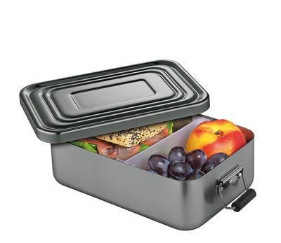Obědový box, anthrazit, malý - 2