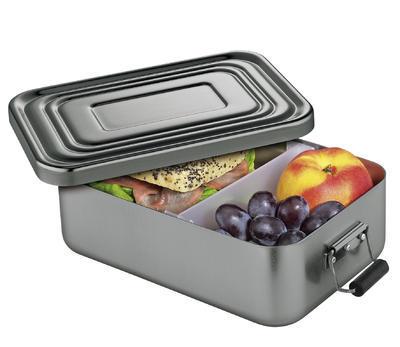 Obědový box, anthrazit, velký - 2